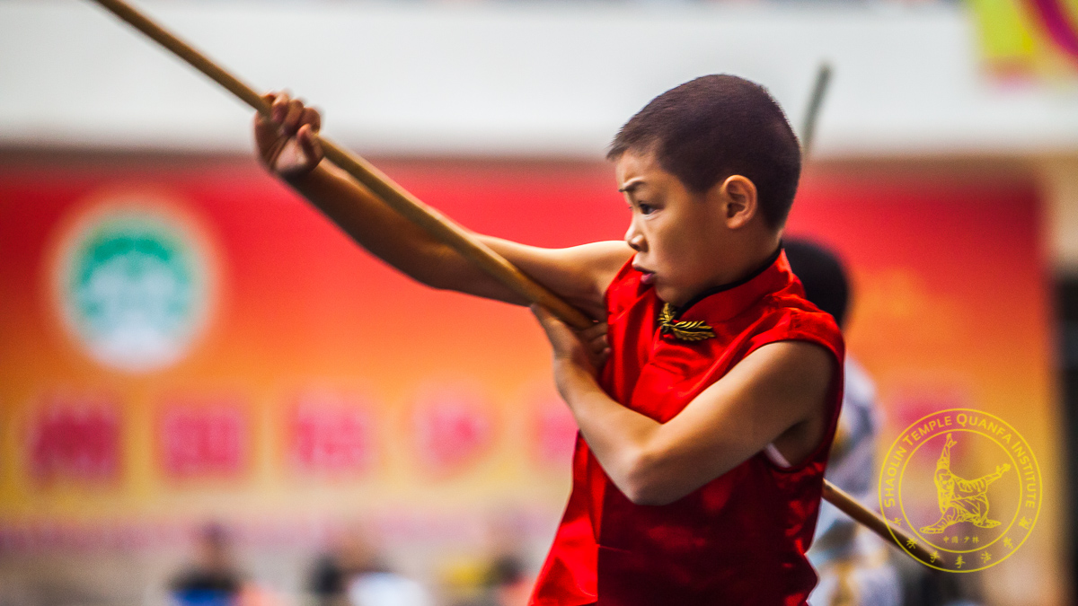 Child in 2014 Zhengzhou competition