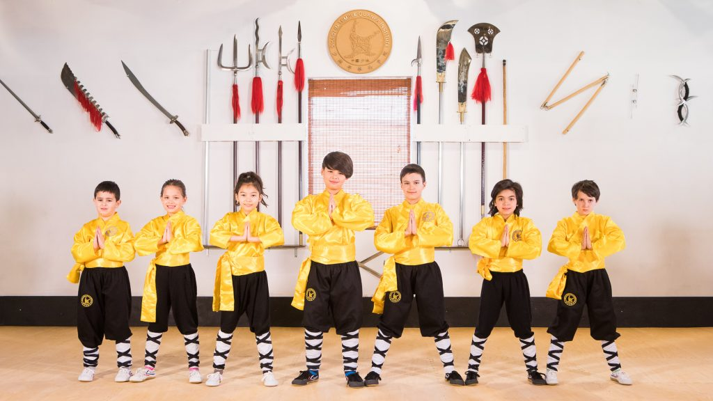 2018 Shaolin Team Canada --Children's Team